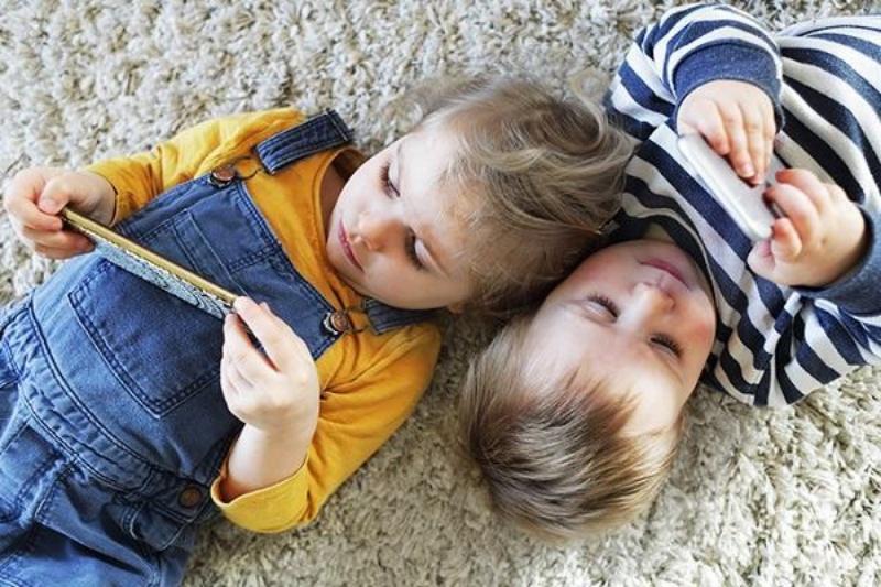 Trẻ em thường sở hữu vẻ ngoài vô cùng đáng yêu và dễ thương